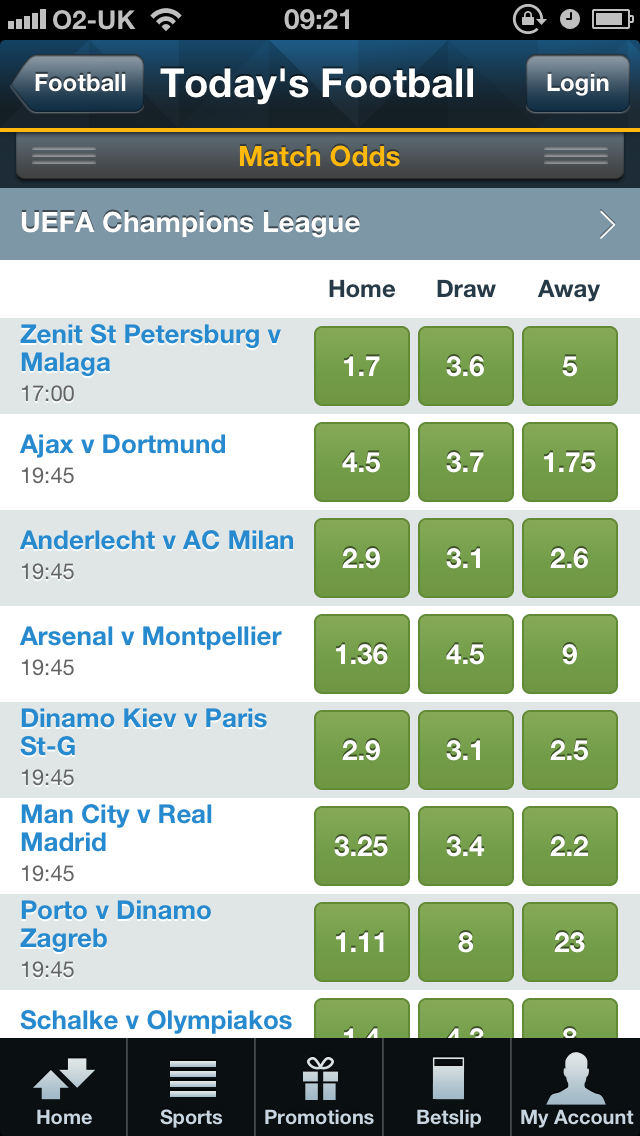 football coupon for today