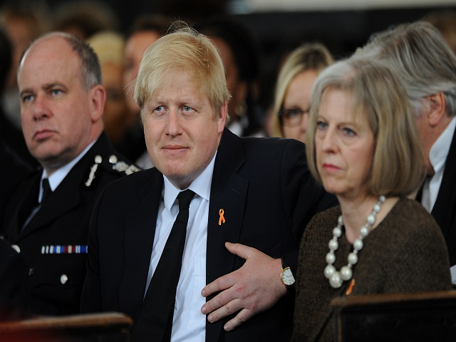 Theresa May has assumed Boris Johnson's mantle as favourite to become Tory leader