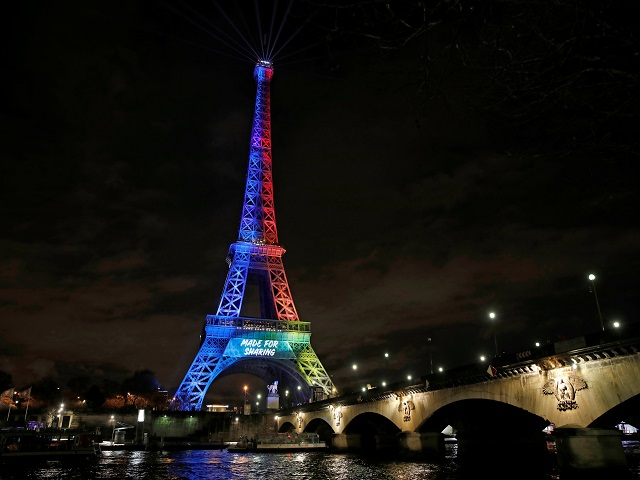 France votes in the election's first round on April 23