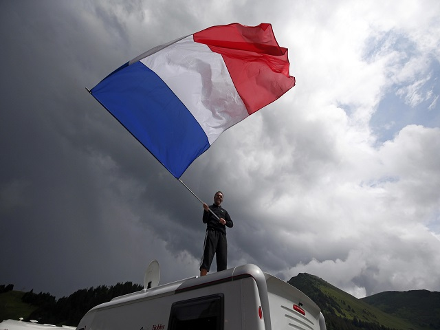 Voting is open in France's unpredictable election