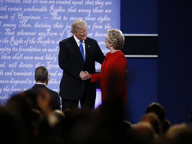 Clinton's debate victory has switched the negative narrative back to Trump