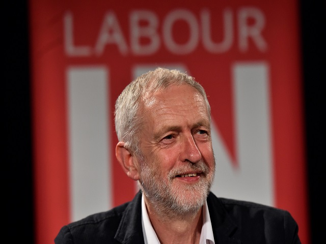 "Corbyn told conference: ""We're ready for power."""
