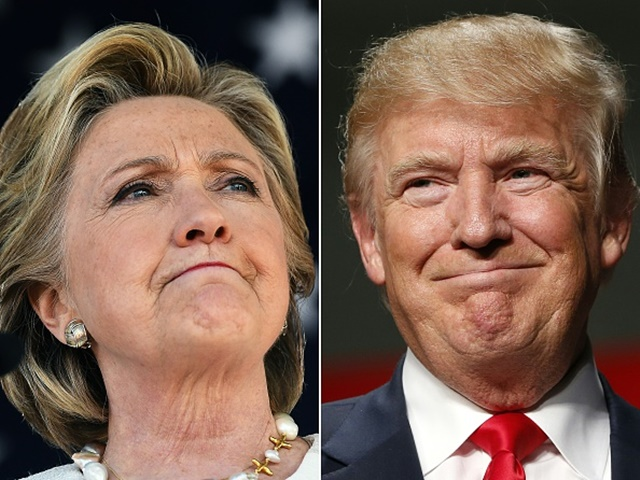 Hillary Clinton remains a very strong favourite to beat Donald Trump