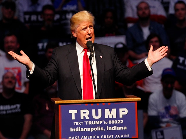 Can Donald Trump sew up the nomination in Indiana?