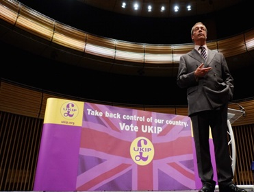 Nigel Farage will be a significant player at the next election