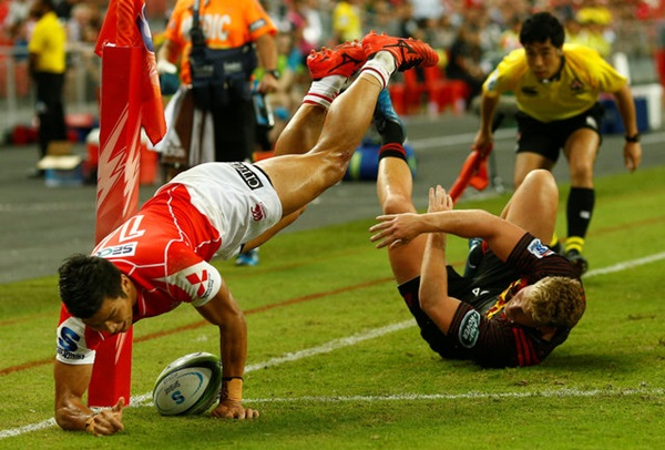 The Sunwolves are on a good run and continue to surprise