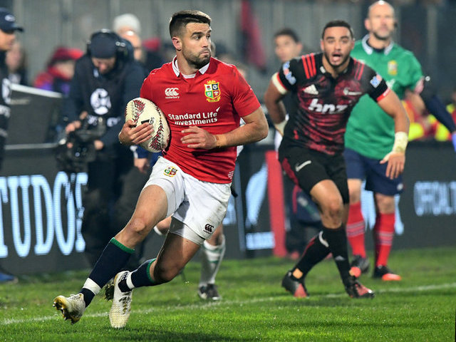 The British & Irish Lions are big underdogs to upset the All Blacks this weekend