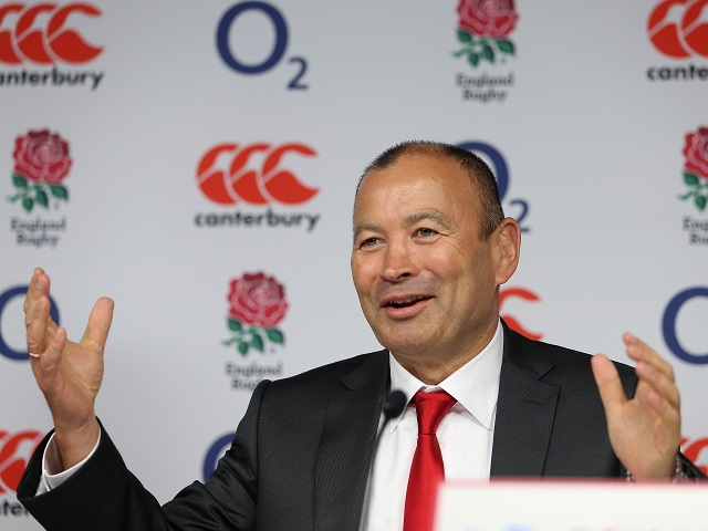 Eddie Jones has hardly put a foot wrong since taking the reins at England