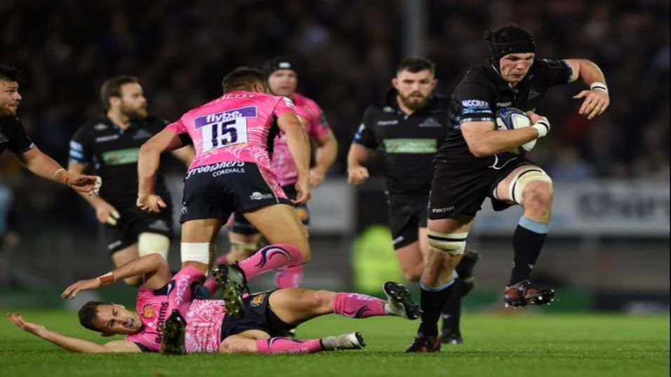 Exeter Chiefs are second in the Premiership table