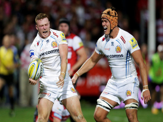Exeter Chiefs head to Welford Road to face Leicester Tigers