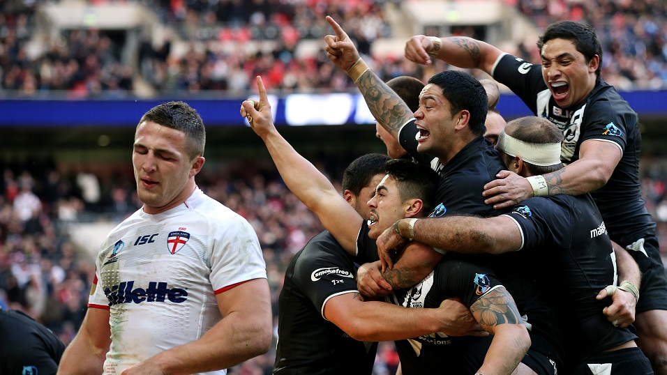 Bad memories to erase - Sam Burgess after England's 2013 semi-final defeat