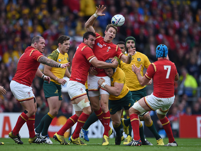 Wales struggled badly last time out against Australia