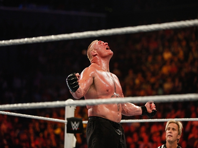 Can Brock Lesnar conquer The Royal Rumble?
