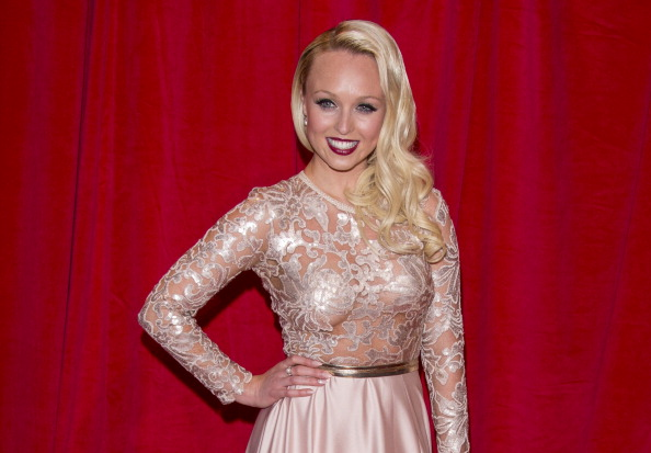 Hollyoaks star Jorgie Porter could be the bet in the top female market
