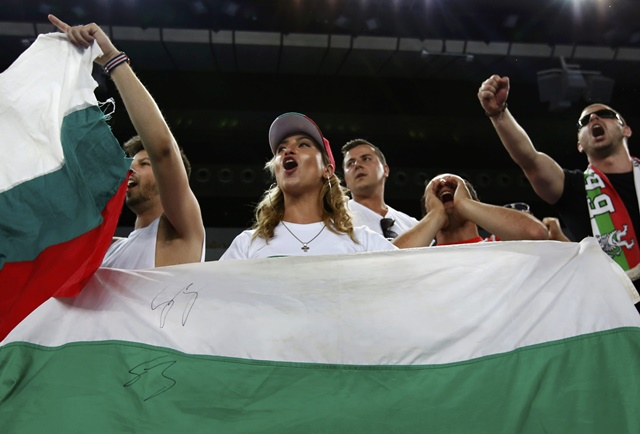Will fans of Bulgaria be celebrating on Saturday night?