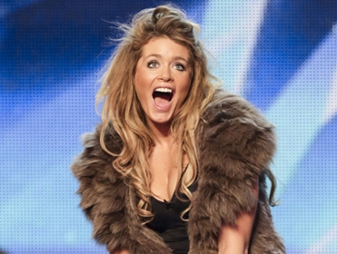 Can Lettice Rowbotham impress the public this evening?