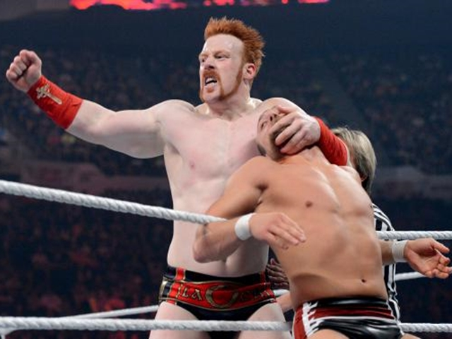 Sheamus is expected to return for the Royal Rumble and 3/1 on Betfair looks great value