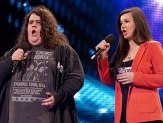 Charlotte and Jonathan stole the show during week one of Britain's Got Talent