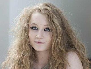 Shy and vulnerable Janet Devlin
