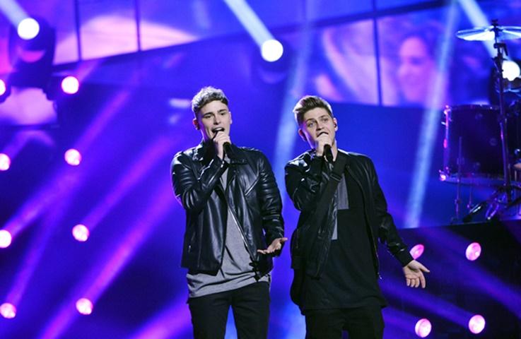 Joe and Jake will represent the UK at this year's Eurovision