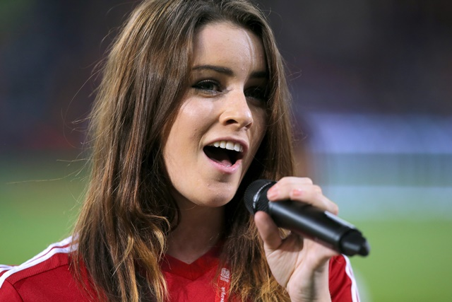 Welsh wonder Lucie Jones has a chance of making an impact at Eurovision