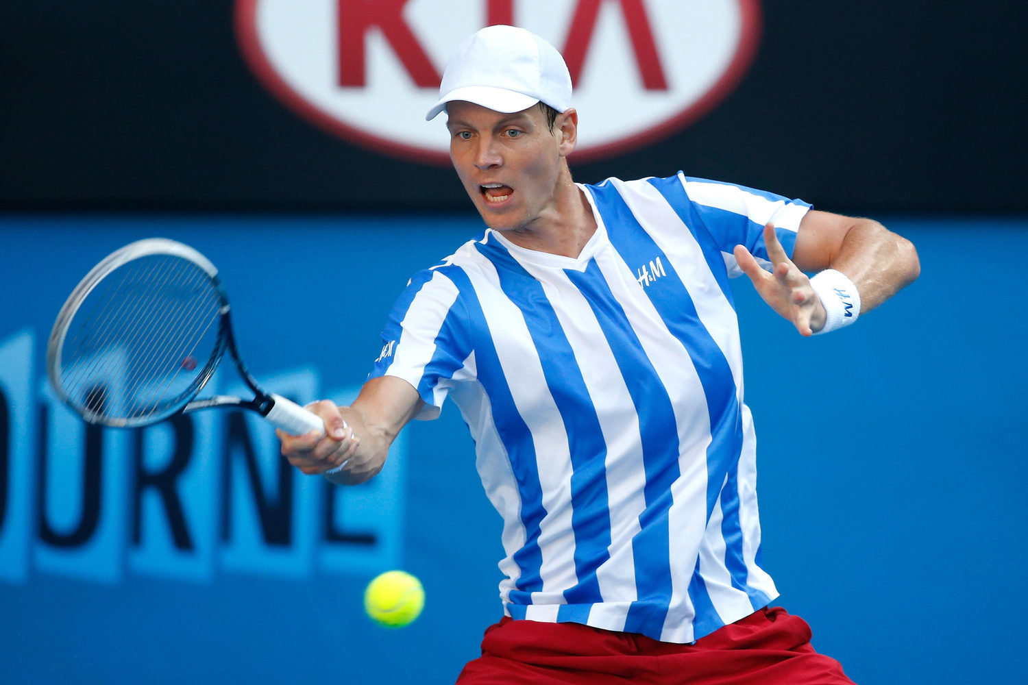 Sean likes the chances of Tomas Berdych in Rotterdam this week
