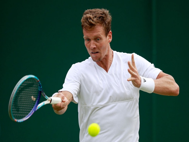 Tomas Berdych can come through the weaker bottom half of the Queens draw...