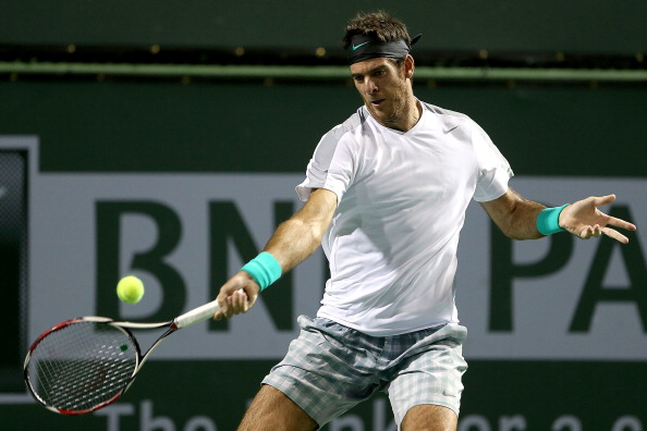 Can Del Potro land back-to-back titles on the ATP Tour?
