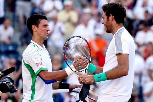 Novak Djokovic can celebrate victory tonight...