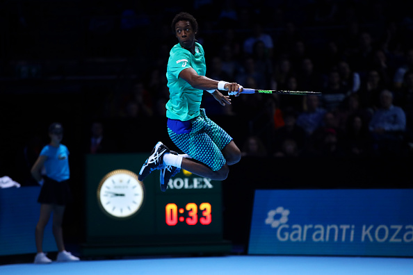 Will Monfils be playing to the O2 crowd again on Tuesday?