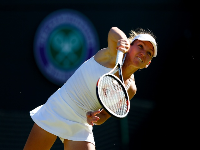 Can Simona keep her record clean on Day 5?