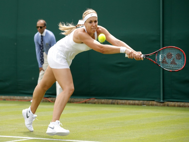 Can Lisicki continue to impress on grass?