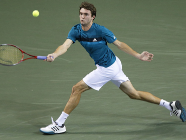 Gilles Simon has conditions in his favour against Mahut