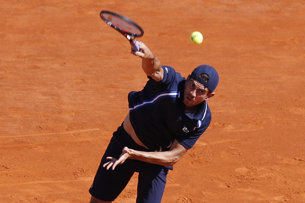Garcia-Lopez can go one better than last year's semi final finish in Estoril