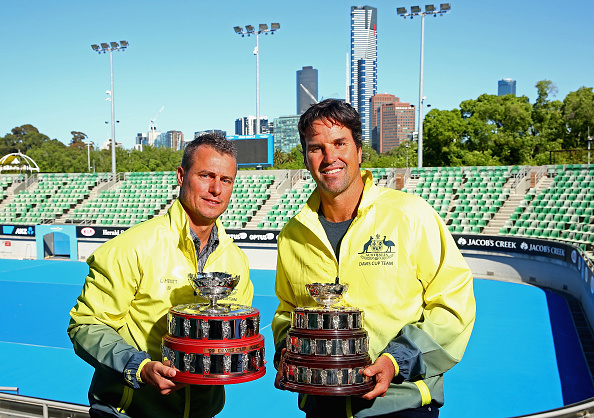 Hewitt can lead Australia to Davis Cup glory