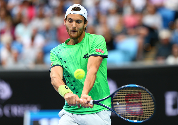 Sousa has a fine record in ATP 250s on indoor hard