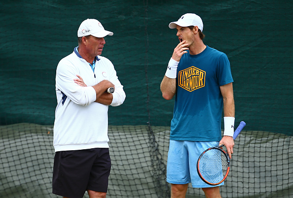 Lendl looks to be having a positive influence on Murray again