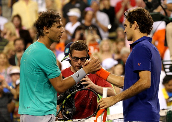 Sunday's Federer vs Nadal final should be very competitive...