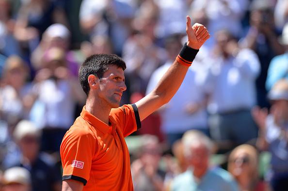 Novak Djokovic has had plenty of success against Dominic Thiem in the past...