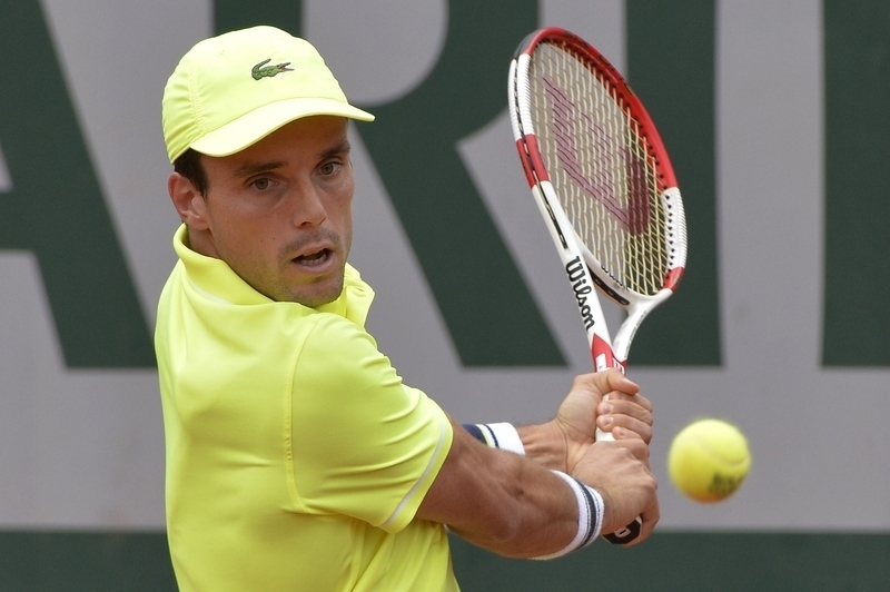 Will the slow grass in Rosmalen suit flat hitter Bausista-Agut?