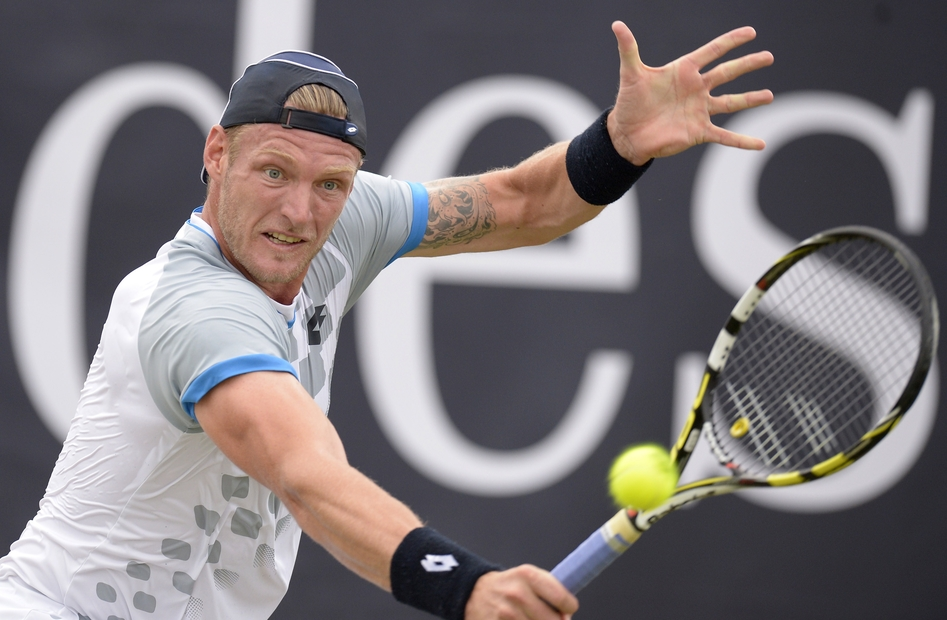 Groth has the grass court form to go far in Nottingham again