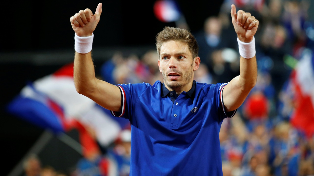 Nicolas Mahut represents underdog value against Filip Krajinovic...