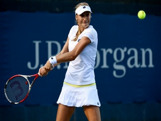Ekaterina Makarova is hoping to become a Wimbledon champion