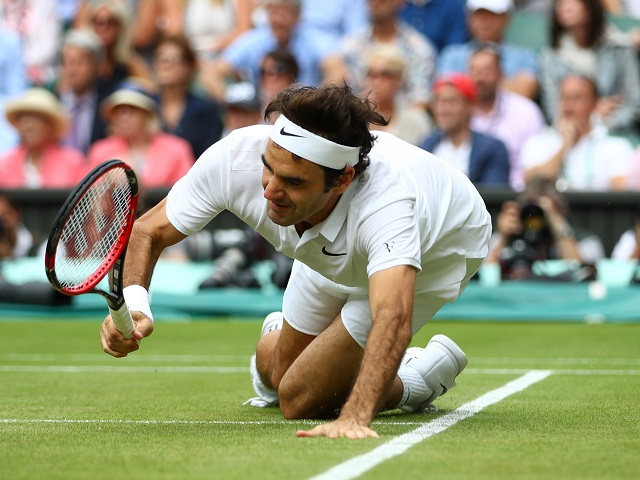 Those predicting Federer's fall were perhaps premature
