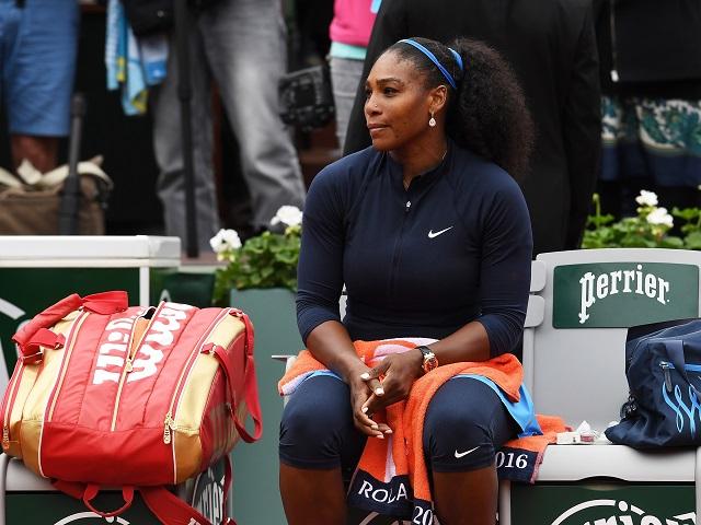 So near yet so far: Serena Williams contemplates life after losing in Paris