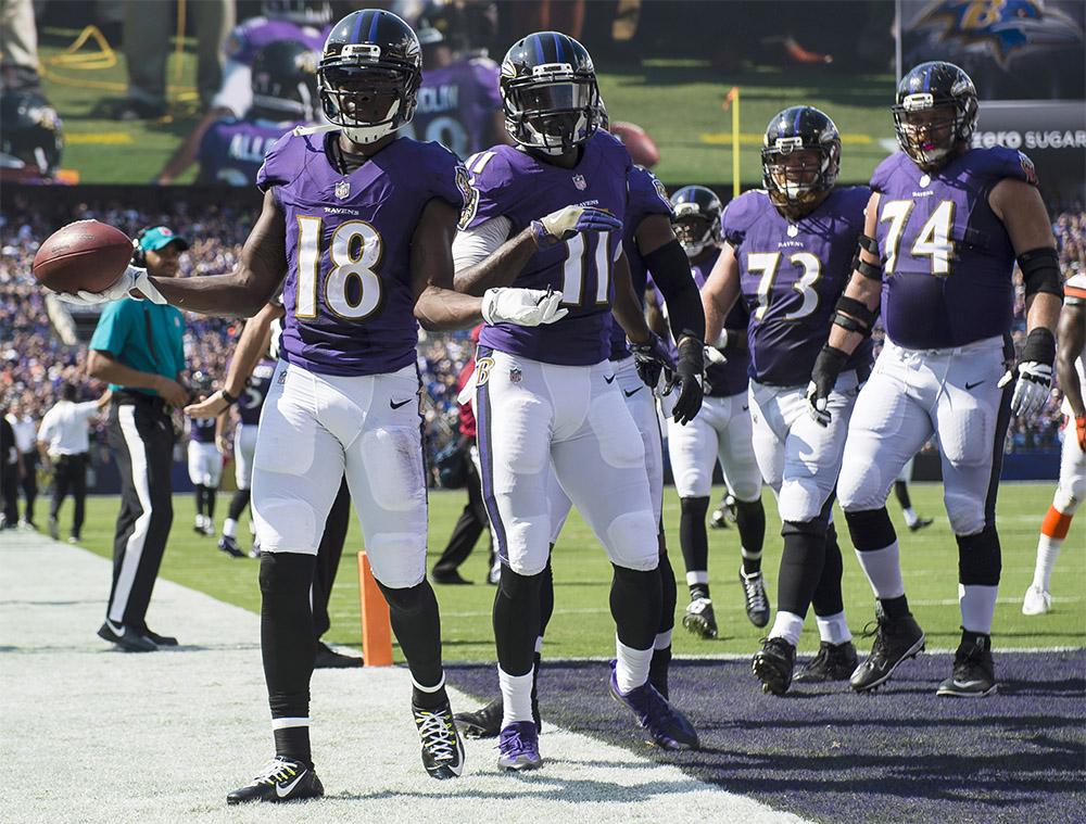 Mark Kirwan believes the Ravens D can come good again this week