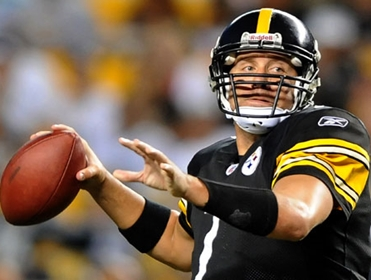 Big Ben's arm strength can power the Steelers home