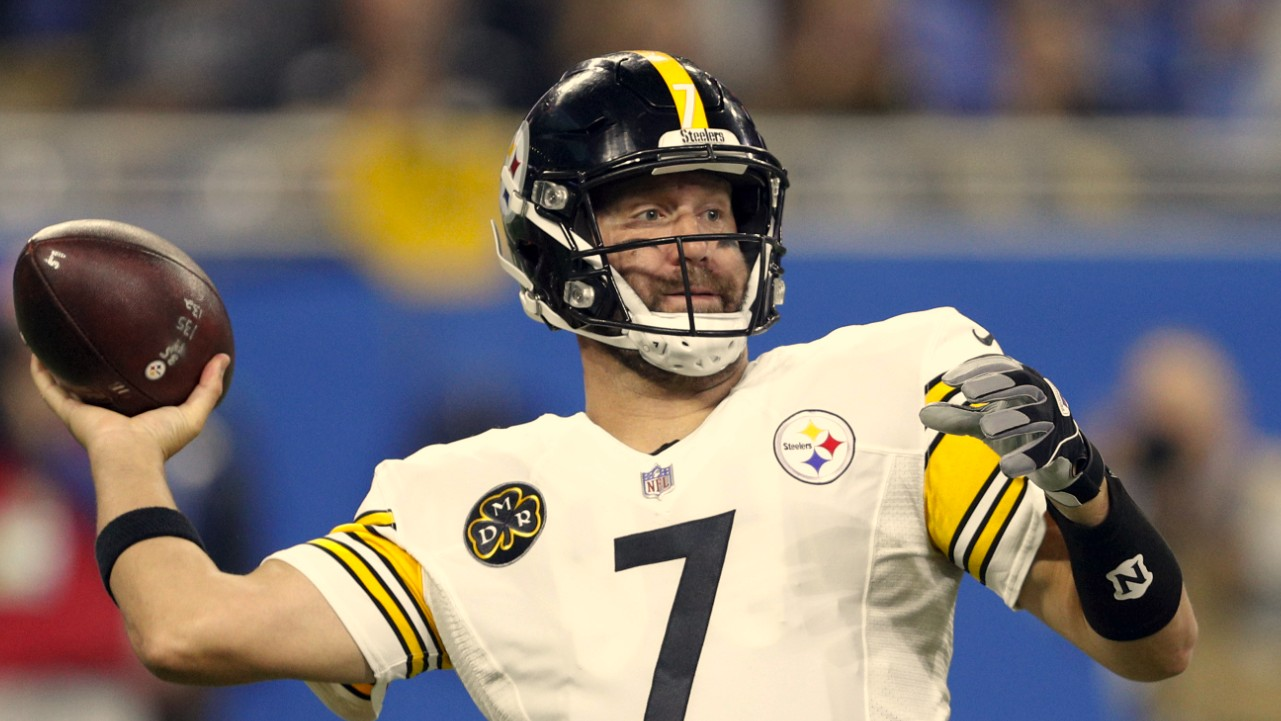 Ben Roethlisberger is primed for a big night against the Tennessee Titans