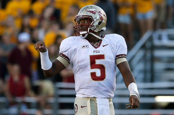 Heisman winner Jameis Winston is set to lead Florida State to victory in Pasadena.