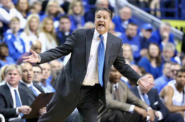 Coach Cal is ready to lead Kentucky to history
